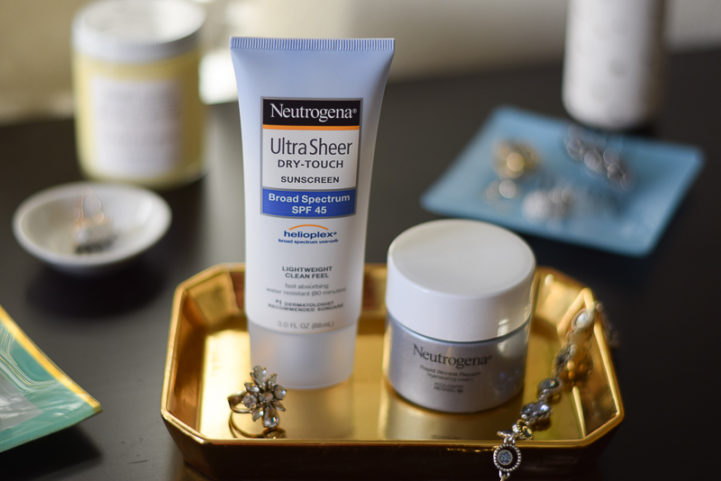 All The Prettys-Neutrogena Review